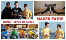 immagine per MAKER FAIRE A ROMA
